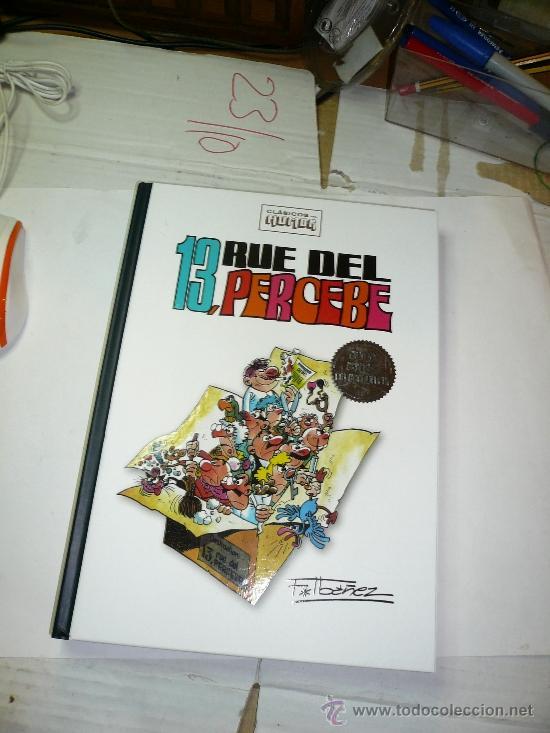 CLASICOS DEL HUMOR 13, RUE DEL PERCEBE (Tebeos y Comics Pendientes de Clasificar)