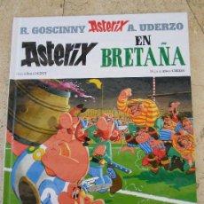 Cómics: ASTERIX EN BRETAÑA. ED SALVAT Nº 8. Lote 33261989