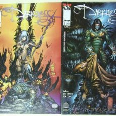 Cómics: LOTE 26 CÓMICS THE DARKNESS - DEL 1 AL 26 CONSECUTIVOS - TOP COW IMAGE. Lote 33306491