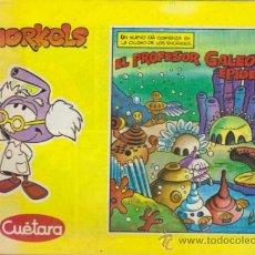 Cómics: SNORKELS Nº 1. DE CUETARA.. Lote 33277372
