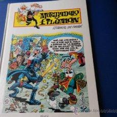 Cómics: MORTADELO Y FILEMON SILENCIO SE RUEDA TAPA DURA. Lote 33443520