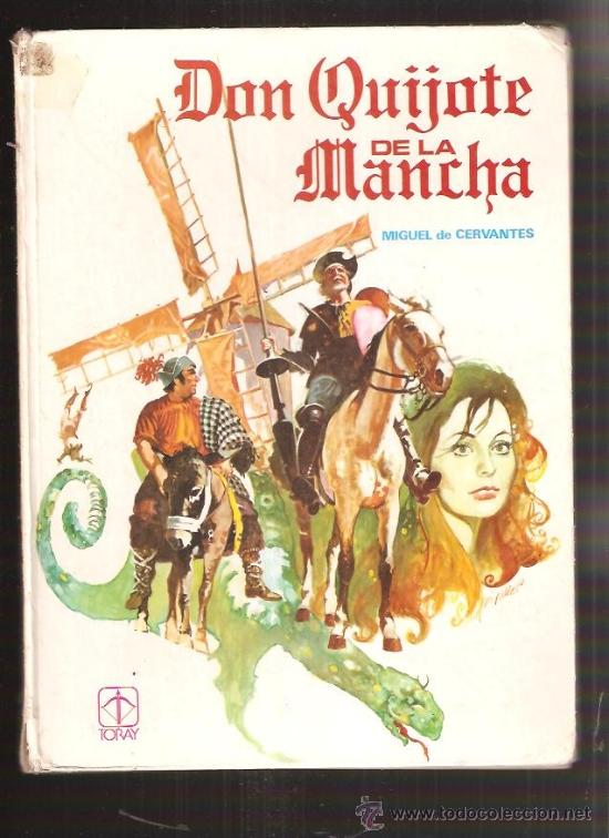 Cómics: don quijote mancha comic toray - Foto 1 - 33454902