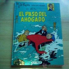 Cómics: GIL PUPILA Nº 3. EL PASO DEL AHOGADO. . Lote 33512364