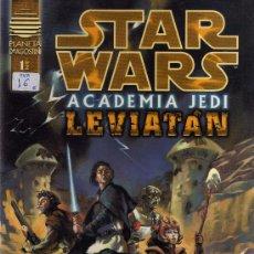 Star Wars Academia Jedi - Leviatán (Colección Completa 2 ejemplares)