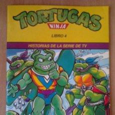 Cómics: TORTUGAS NINJA TOMO 4. Lote 33562160