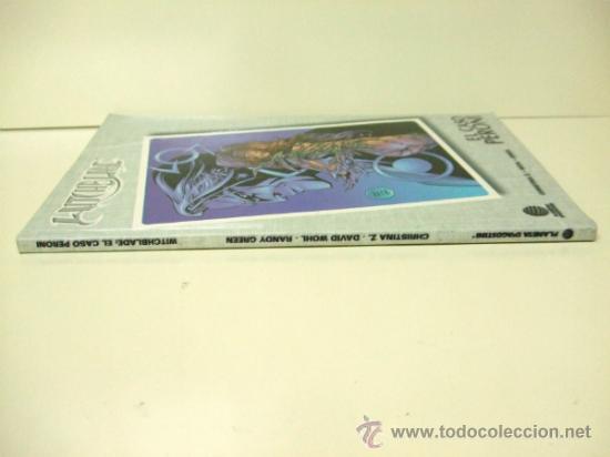 Cómics: LOTE CÓMICS WITCHBLADE 1 AL 25 - WORLD COMICS IMAGE + EL CASO PERONI + NIVEL 42 - PLANETA DEAGOSTINI - Foto 15 - 33565431