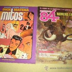 Cómics: LOTE DE 2 COMICS - VER FOTO. Lote 33661000