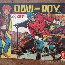 Cómics: DAVI ROY , NUMERO 6 , EDICIONES CREO , SIN ABRIR , COMO NUEVO. Lote 33661502