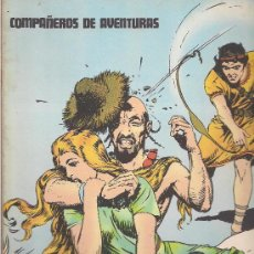 Cómics: PRINCIPE VALIENTE. COMPAÑEROS DE AVENTURAS. 4 FASCICULOS. HAL FOSTER. . Lote 33674738