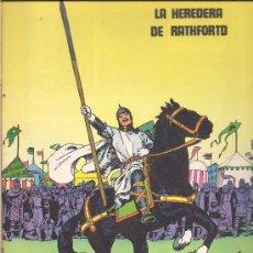 Cómics: PRINCIPE VALIENTE. LA HEREDERA DE RATHFORTD. BURU LAN. H. FOSTER 4 FASCICULOS.. Lote 33675473
