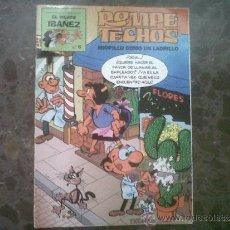 Cómics: ROMPETECHOS. EL MEJOR IBAÑEZ, Nº 6, EDICIONES PRIMERA PLANA SA. 1999. Lote 33775307