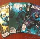 Cómics: BATMAN PRESENTA NIGHTWING GRUPO EDITORIAL VID. Lote 33802436