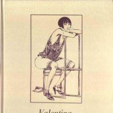 Cómics: VALENTINA, HISTORIA DE UNA HISTORIA, DE GUIDO CREPAX - AKAL - 1991 - TAPA DURA. Lote 33927813