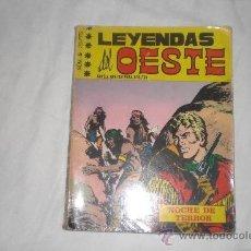 Cómics: LEYENDAS DEL OESTE Nº 5. Lote 33976120