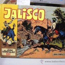 Cómics: JALISCO ¡¡ OBRA COMPLETA !! JOSE GONZALEZ / EDT. Lote 34014136