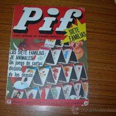 Cómics: PIF Nº 21 DE TUC . Lote 34028262