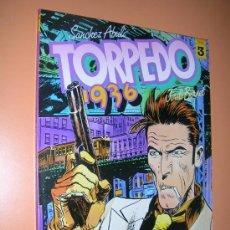 Cómics: TORPEDO 1936. Nº 3. JORDI BERNET. TOUTAIN EDITOR. 1984. C8901. Lote 34088470