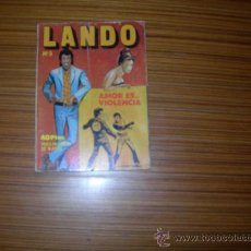 Cómics: LANDO Nº 5 . Lote 34129393