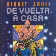 Cómics: DE VUELTA A CASA. TOUTAIN.. Lote 34145828