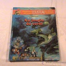 Comics - Cousteau. La jungla de coral. - 34395469