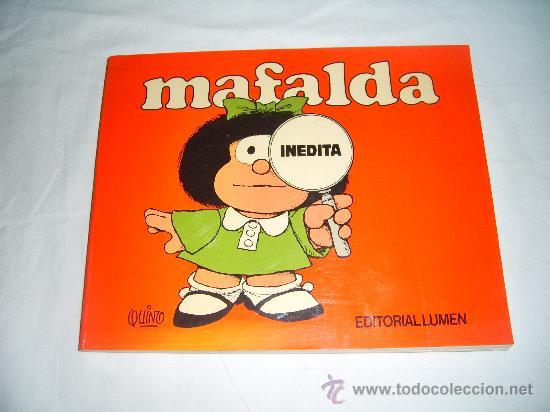 MAFALDA INEDITA. QUINO (Tebeos y Comics - Comics otras Editoriales Actuales)