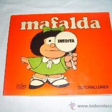 Cómics: MAFALDA INEDITA. QUINO. Lote 34689650