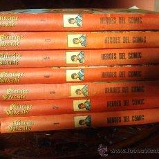 Cómics: EL PRINCIPE VALIENTE BURULAN 1972. LOS OCHO TOMOS. Lote 34510269