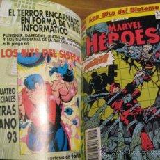 Cómics: LOS BITS DEL SISTEMA - COMPLETA - 4 EXTRAS VERANO DE 1993 - FORUM - ENCUADERNADA. Lote 34566738
