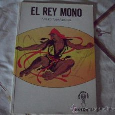 Cómics: EL REY MONO - MANARA - COLECCION TUMI EXTRA Nº 5. Lote 34580867
