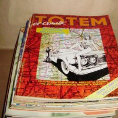 Cómics: TOTEM EL COMIX 20 24 34 38 39 45 50 51 52 53 54 55 56 57 58 60 61 62 63 64 65 66 67 - Y SUELTOS. Lote 34610318