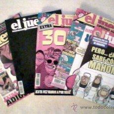 Cómics: EL JUEVES - LOTE DE 5 NÚMEROS. Lote 34633901