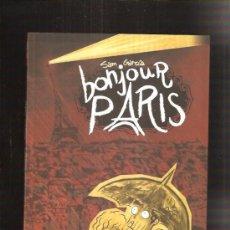Cómics: BONJOUR PARIS. Lote 34739228