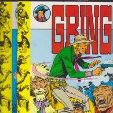Cómics: GRINGO. COMPLETA 4 EJEMPLARES. ALONSO.. Lote 34789017