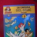 Cómics: LA CAIGUDA DEL DRAC - FRANKA 2 - HENKKUPERS - BARCANOVA - CARTONE - EN CATALAN. Lote 34898381