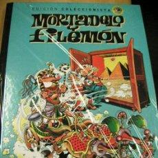 Cómics: MORTADELO Y FILEMÓN - VOLUMEN 1 ** EDICIÓN COLECCIONISTA ** SALVAT ** AÑO 2011. Lote 34899489