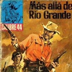 Cómics: CALIBRE 44 Nº42 (EDITORIAL BRUGUERA, 1966). Lote 34928171