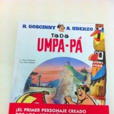 Cómics: TODO UMPA-PA - UDERZO,GOSCINNY - BRUÑO - SALVAT. Lote 80203977
