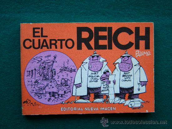 el cuarto reich - palomo (jose palomo fuentes. - Comprar Tebeos y ...
