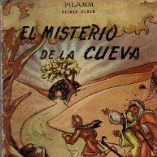 Cómics: COLECCION LA BUENA NUEVA 6 ALBUMES - ED.CERVANTES 1957 - COPYRIGHT ED.CASTERMAN-PARIS (VER DETALLE). Lote 35067028