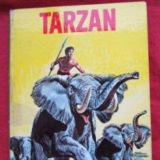 Cómics: COLECCION JUVENIL , TELE-FHER TARZAN Y EL REPTIL , 1967 ,EDITORIAL FHER. Lote 35292765