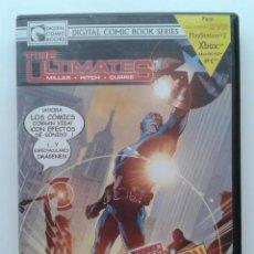 Cómics: DIGITAL COMIC BOOK SERIES - THE ULTIMATES - VOL 1 - Nº 1 AL 6 - 2 CDS. Lote 35514657