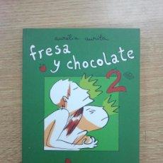Cómics: FRESA Y CHOCOLATE #2 (PONENT MON). Lote 35531127