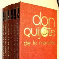 Cómics: DON QUIJOTE DE LA MANCHA - EDICION EN COMIC - 6 TOMOS - ESPECTACULAR. Lote 35550743