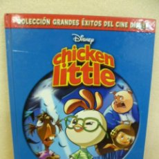 Cómics: GRANDES EXITOS DEL CINE DISNEY: CHICKEN LITTLE (2006). Lote 35590780
