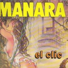 Cómics: TOTEM. EL CLIC. MANARA.. Lote 35635975