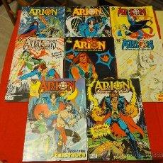 Cómics: LOTE 8 COMICS ARION Nº 1-3-4-5-6-7-8-9. EDITORIAL FORUM. Lote 35708518