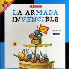 Cómics: LA ARMADA INVENCIBLE - FER - COL. PENDONES DEL HUMOR Nº 144 - EL JUEVES. Lote 35710589