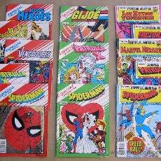 Cómics: ESPECIALES FORUM - COL. COMPLETA AÑO 1988 - 3 PRIMAVERA 5 VERANO 5 INVIERNO. Lote 35773750