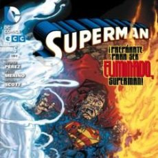 Cómics: SUPERMAN Nº 6 GEORGE PÉREZ & JESÚS MERINO & NICOLA SCOTT DC COMICS. Lote 35776211