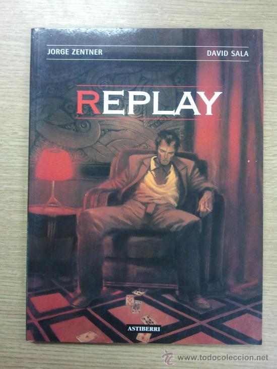 REPLAY (ASTIBERRI) (Tebeos y Comics - Comics otras Editoriales Actuales)